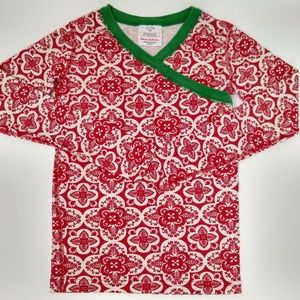 Hanna Andersson 100% Organic Cotton Shirt Girl's 8